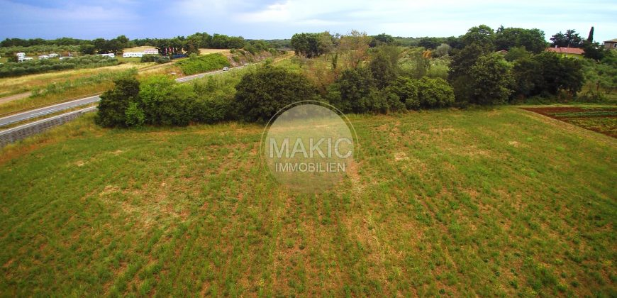 ISTRIA – OPPORTUNITY – Investment building land for the construction of a gas station