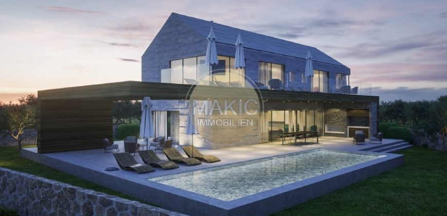 ISTRIA – Plot with project for villa!