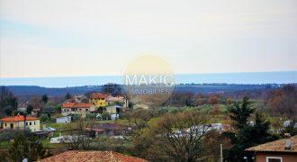 ISTRA – Kamena kuća u Brtonigli, s vrtom i pogledom na more!