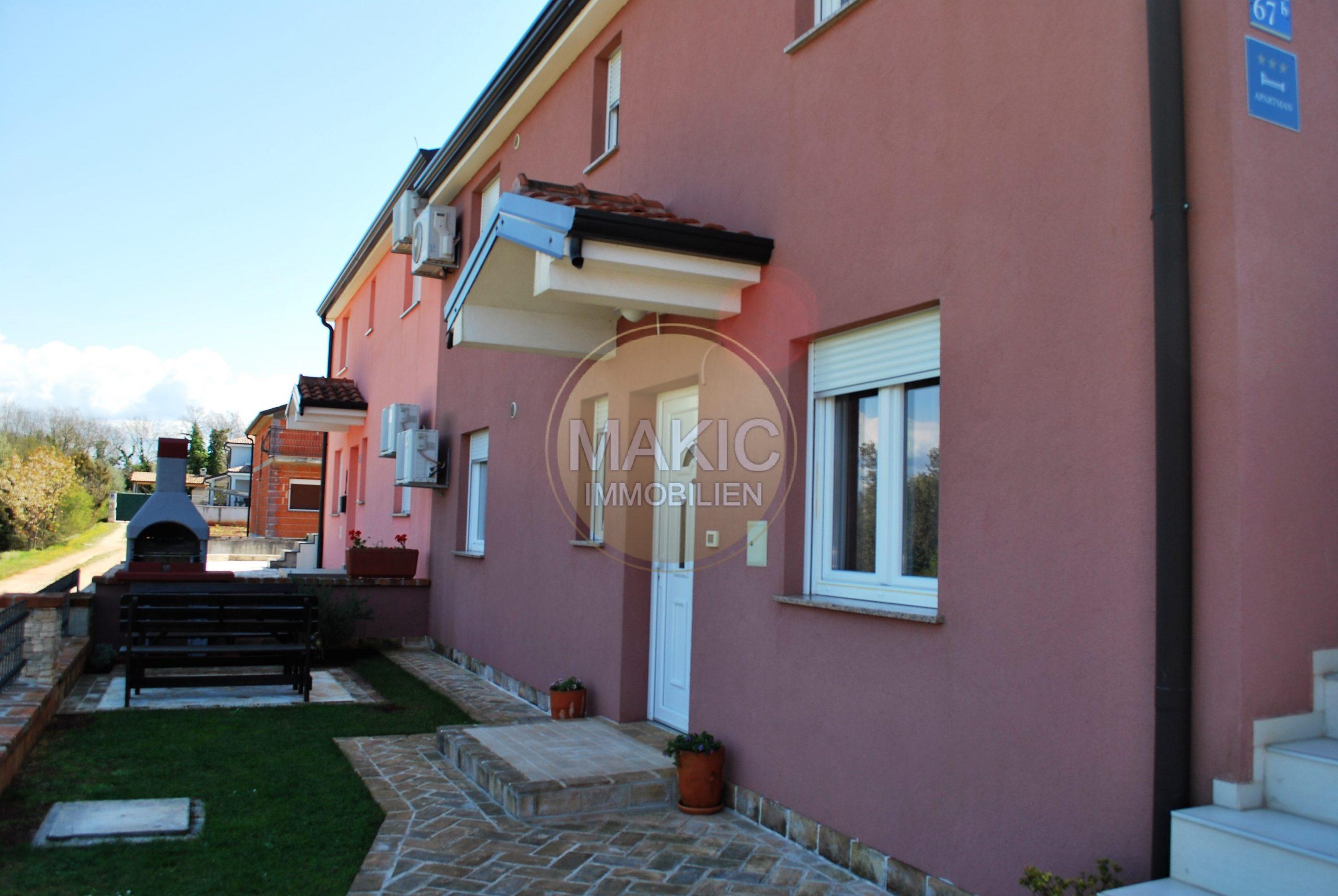 ISTRIA – HOUSE WITH POOL NEAR UMAG