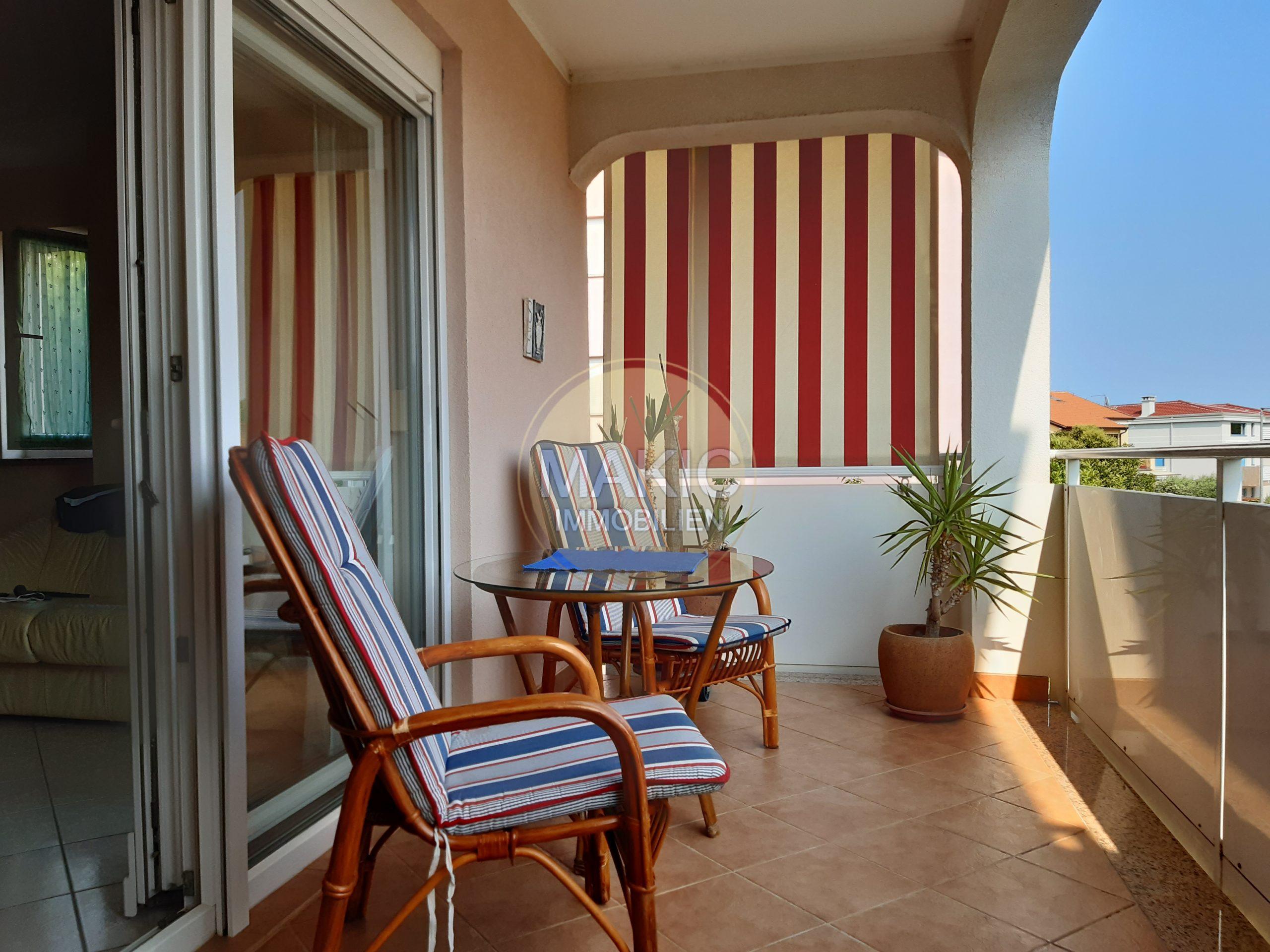 ISTRIEN – Schön renovierte Wohnung mit Terrasse und Balkon