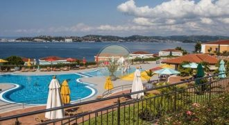 ISTRIA – Apartment with sea views in an exclusive area – close to the golf course!