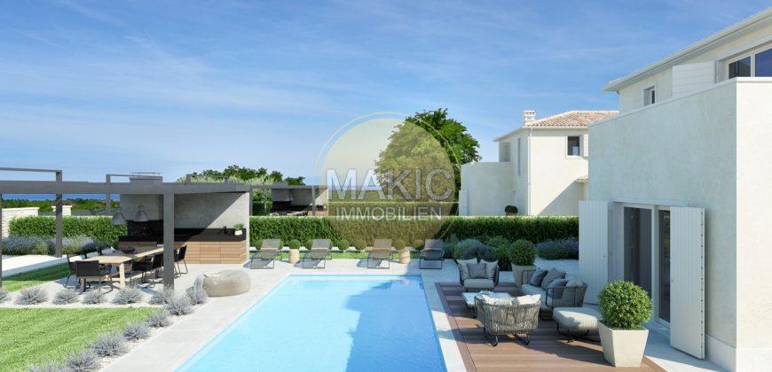 ISTRIEN – Mediterrane Poolvilla mit Meerblick