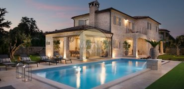 ISTRA – Luksuzna mediteranska kamena vila s pogledom na more II.