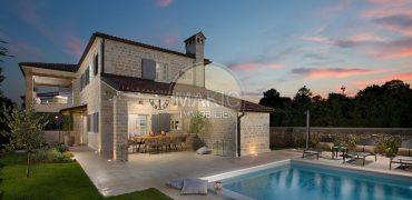 ISTRA – Luksuzne mediteranske kamene vile s pogledom na more IV.