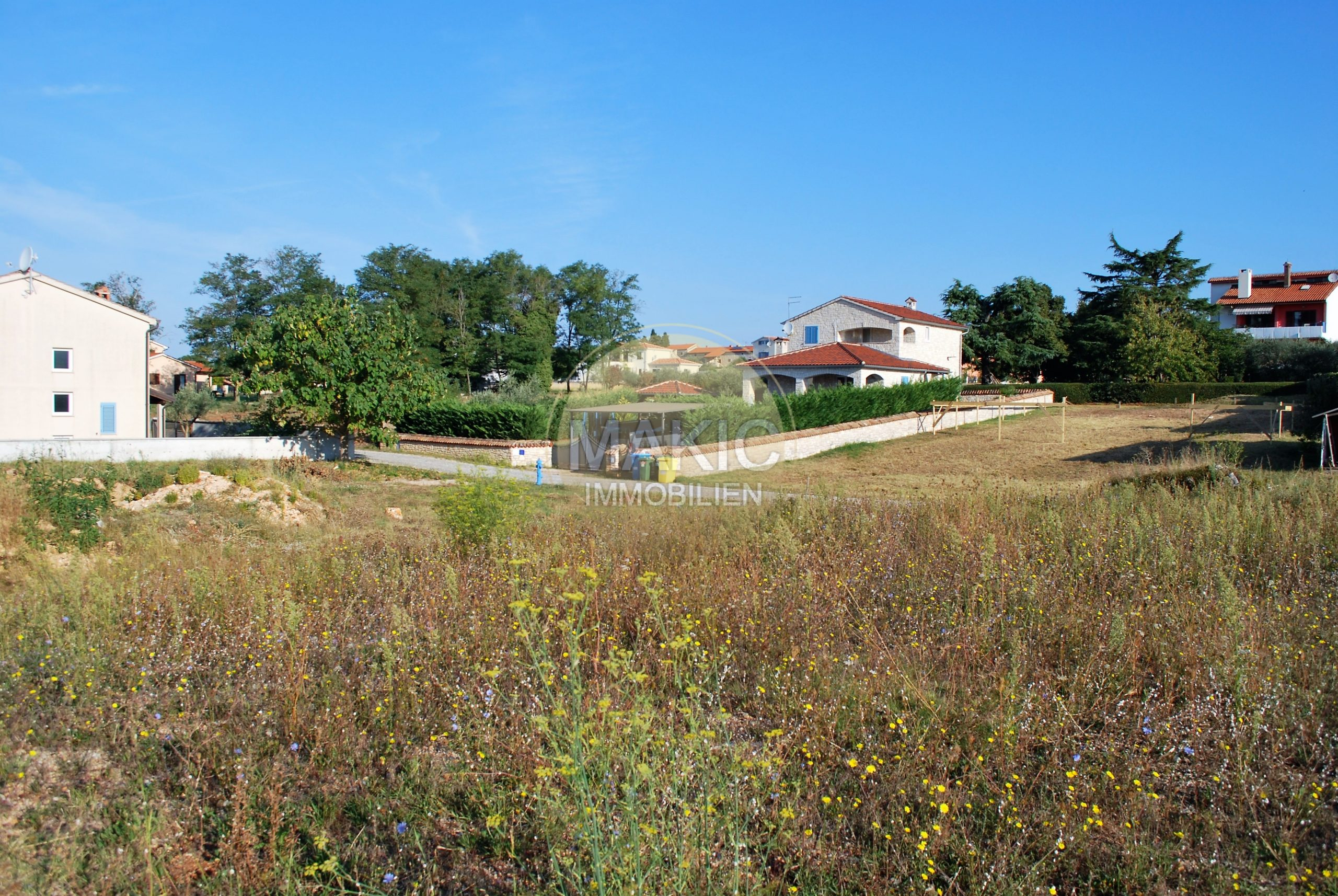 CROATIA – BUILDING LAND IDEAL FOR BUILDING HOLIDAY HOMES